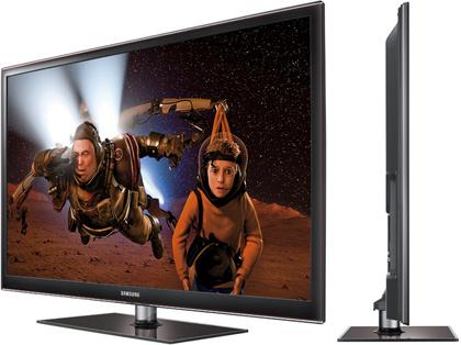 плазменный телевизор Samsung PS51D550
