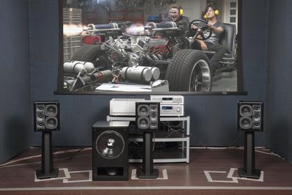 Акустика MK Sound и компоненты NAD и Parasound