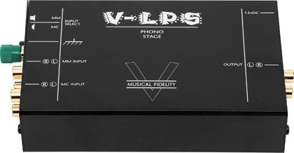 Фонокорректор Musical Fidelity V-LPS