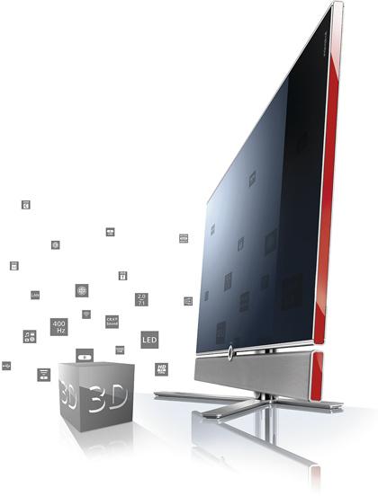 Телевизоры Loewe Individual 3D