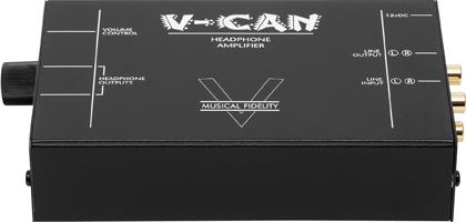 Усилитель для головных телефонов Musical Fidelity V-Can