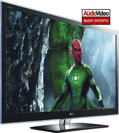 ЖК-телевизор LG 55LW650S