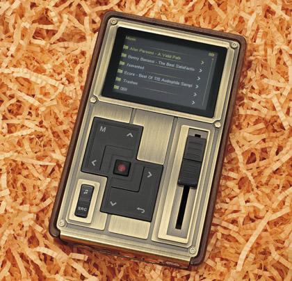 портативные аудиоплееры