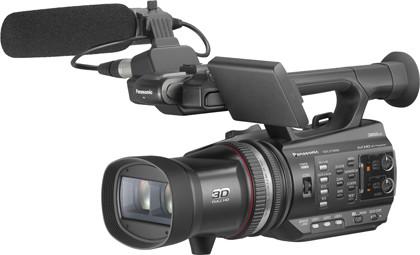 3D-камера Panasonic HDC-Z10000
