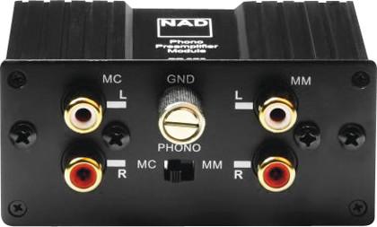 Опционные модули для усилителей NAD Classic