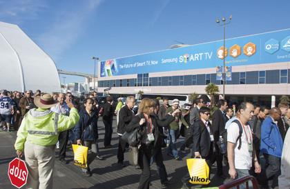 Репортаж с выставки «CES 2012» в Лас-Вегасе