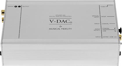 ЦАП Musical Fidelity V-DAC II