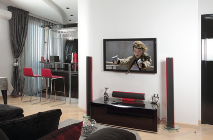 3D-кинотеатр Loewe 46″ + Ceratec + Cambridge Audio