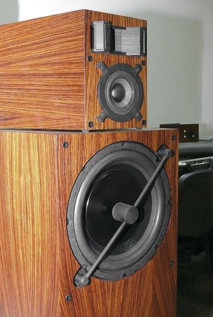 четырёхполосная акустика
