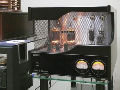 триодах ГК71 мощностью 200