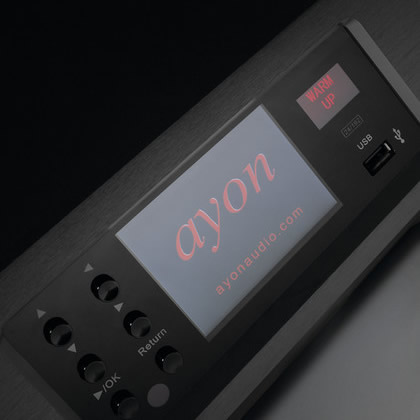 Сетевой музыкальный плеер Ayon S-3