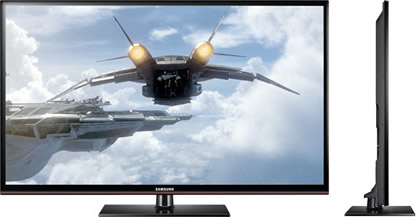 Плазменные телевизоры Samsung серии Е490