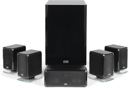 Комплект акустики HECO Ambient 5.1A