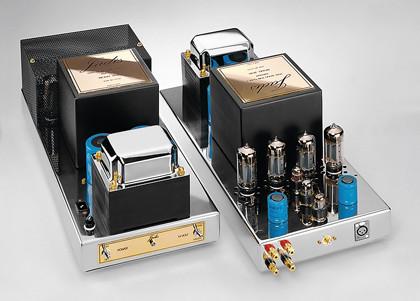 Балансные ламповые компоненты Jadis Electronics