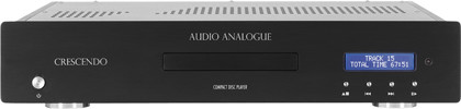 Audio Analogue Crescendo CD