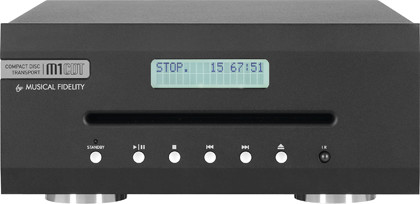 CD-транспорт Musical Fidelity M1CDT