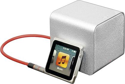 Портативная аудиосистема NuForce Cube