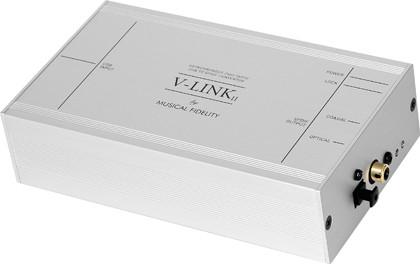 преобразователь цифровых интерфейсов Musical Fidelity V-Link II