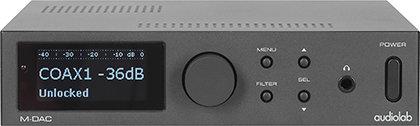 цифровой конвертор Audiolab M-DAC
