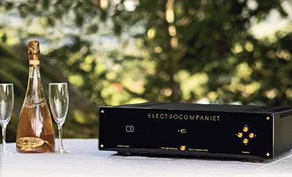 Сетевой аудиокомплекс Electrocompaniet ECI 6DS