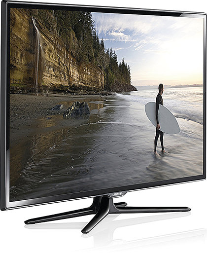 «Умный» телевизор Samsung ES6500
