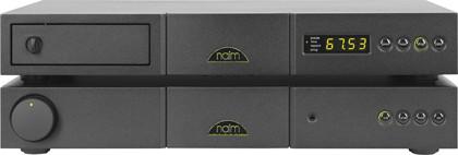 CD-проигрыватель Naim CD5si & усилитель Naim Nait 5i