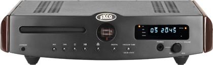 Компоненты EKCO: CD-проигрыватель EV55DP и интегральный усилитель EKCO EV55SE