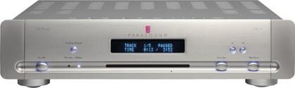CD-проигрыватель Parasound Halo CD1