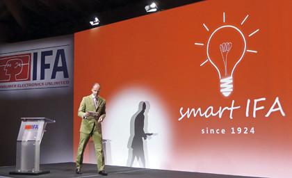 Пресс-конференция, посвящённая «IFA2013»