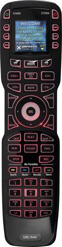 универсальный пульт ДУ Universal Remote Control URC-R40