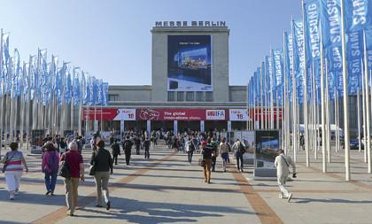 Репортаж с международной выставки «IFA2013»