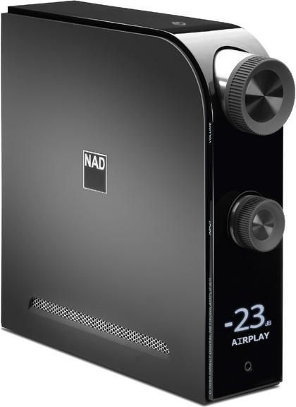 Сетевой цифровой усилитель NAD D 7050 и Серия акустики PMC SE