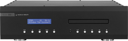 Musical Fidelity M6CD/DAC