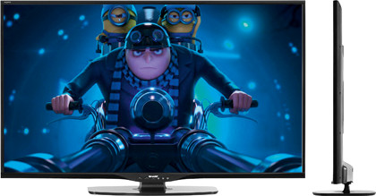 LED-телевизоры Sharp LC-39LE651RU и Sony KDL-32W653A