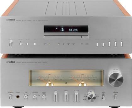 CD-проигрыватель Yamaha CD-S3000 и интегральный усилитель Yamaha A-S3000