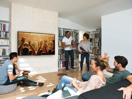 Телевизоры с разрешением Ultra HD