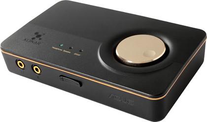 внешний звуковой интерфейс ASUS Xonar U7