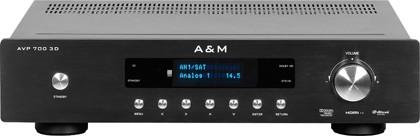 AV-процессор-предусилитель A&M AVP700 3D