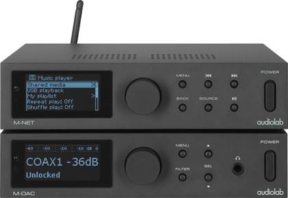 сетевой проигрыватель Audiolab M-NET