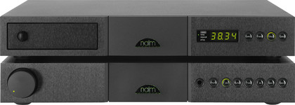 CD-проигрыватель Naim CD5 XS & интегральный усилитель Naim Nait XS-2