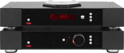 CD-проигрыватель Rega Saturn-Rб & интегральный усилитель Rega Elicit-R