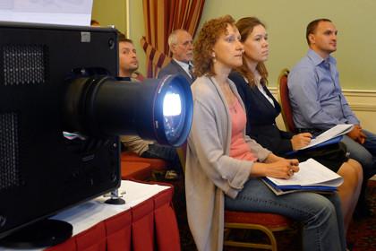 Компания CTC CAPITAL провела семинар по технике Barco