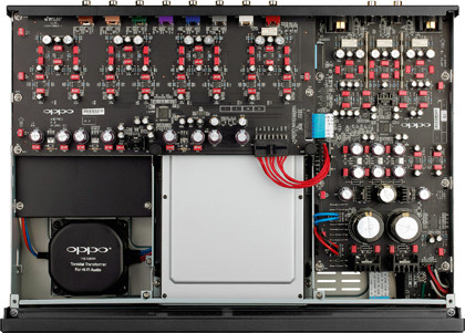 Blu-ray-проигрыватель OPPO BDP-105D