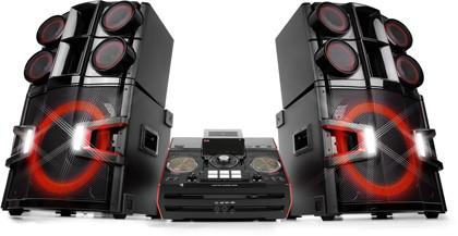 музыкальный центр LG X-Boom Pro CM9940