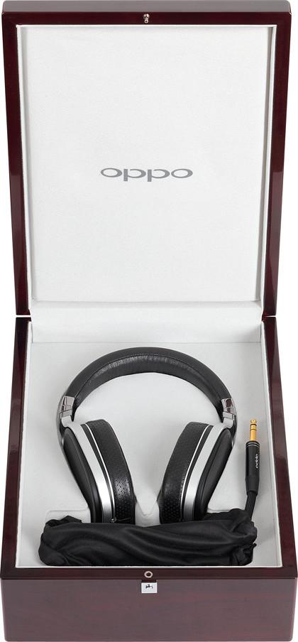 стереотелефоны OPPO PM-1 и телефонный усилитель OPPO HA-1