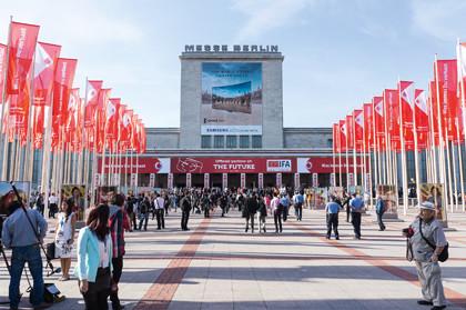 Репортаж с «IFA2014» в Берлине