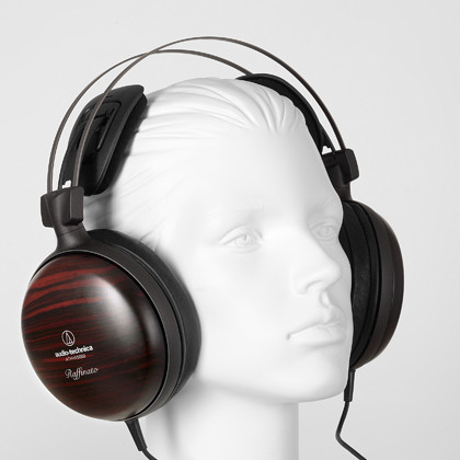 Мониторные головные телефоны Audio-Technica ATH-W5000