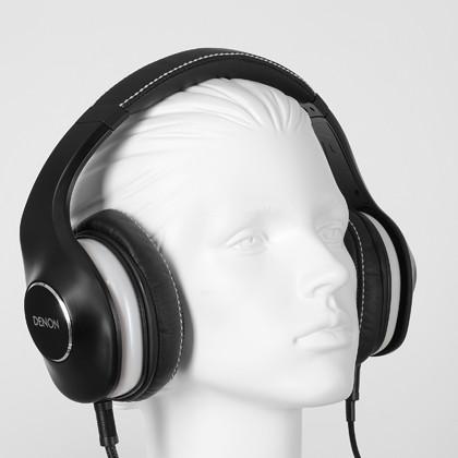 Мониторные головные телефоны Denon AH-D600