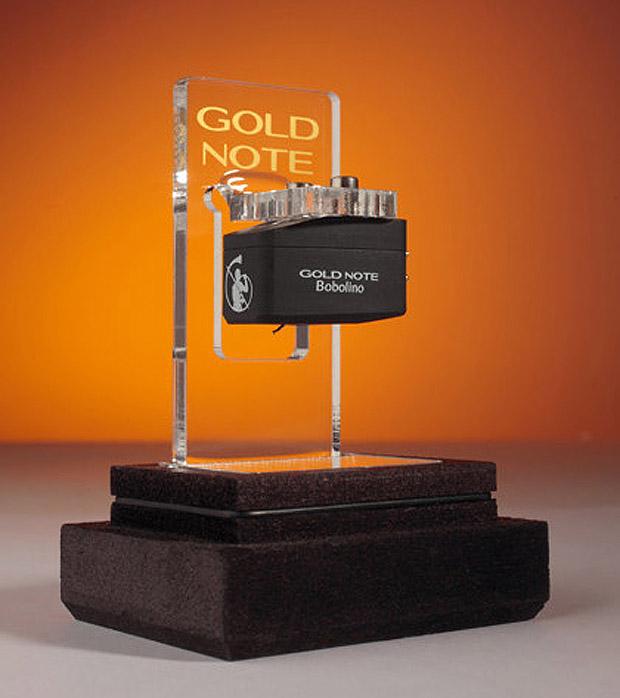 Головка Gold Note Bobolino