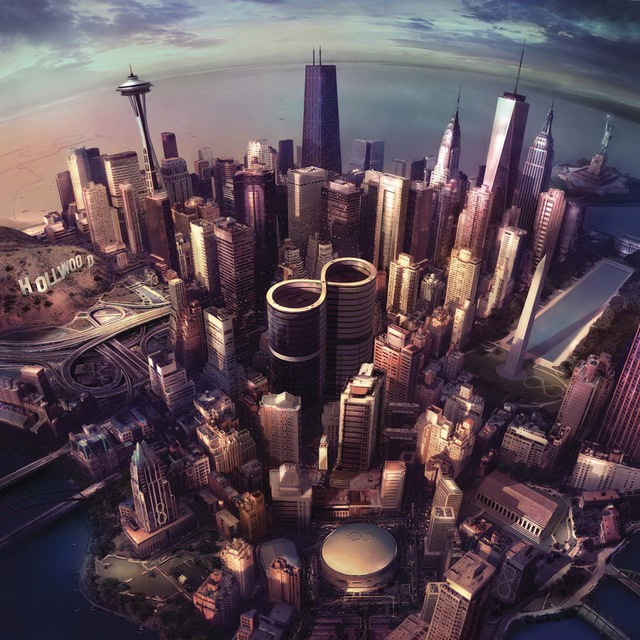 FOO FIGHTERS «Sonic Highways»